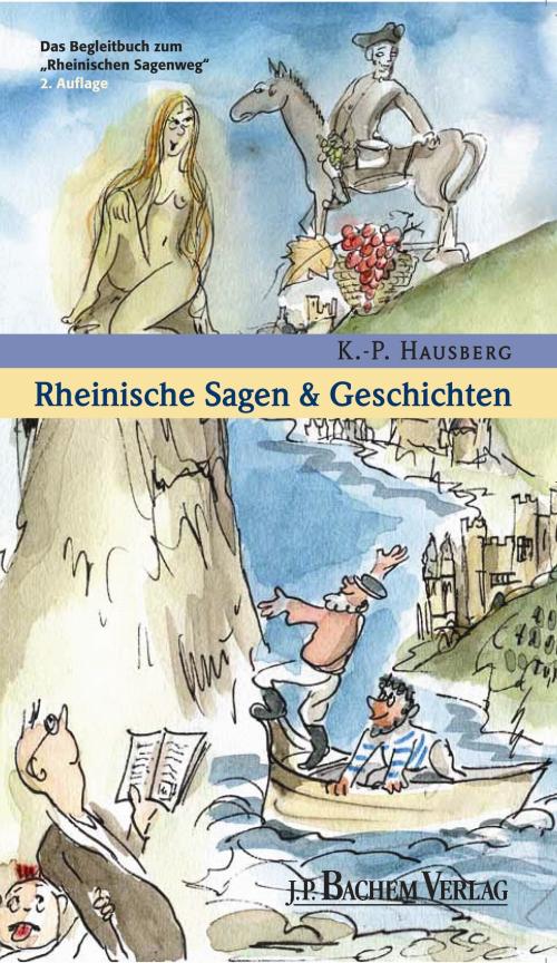 Bachem Verlag Rheinische Sagen Geschichten